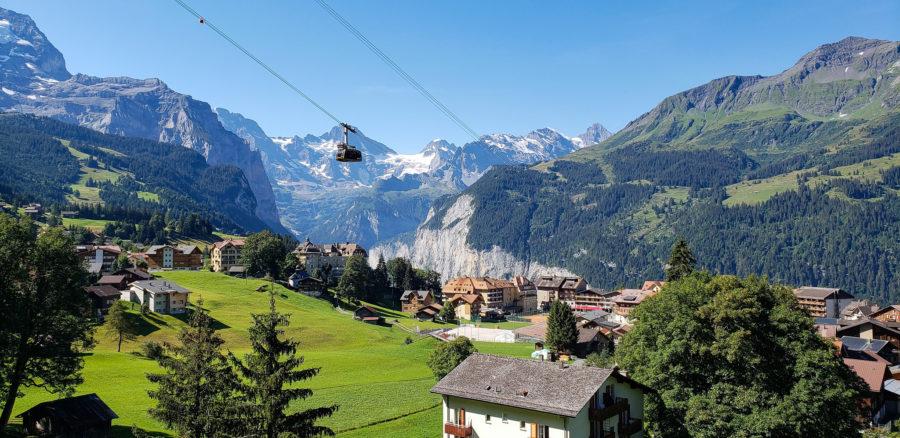 Hotel Balcony View - Gondola