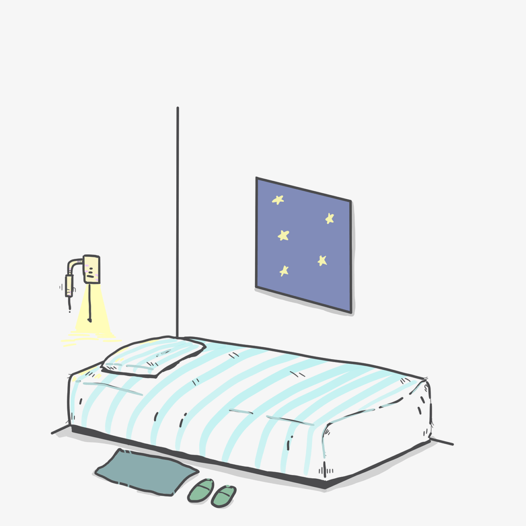 Bed and Light