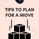 Tips for a move